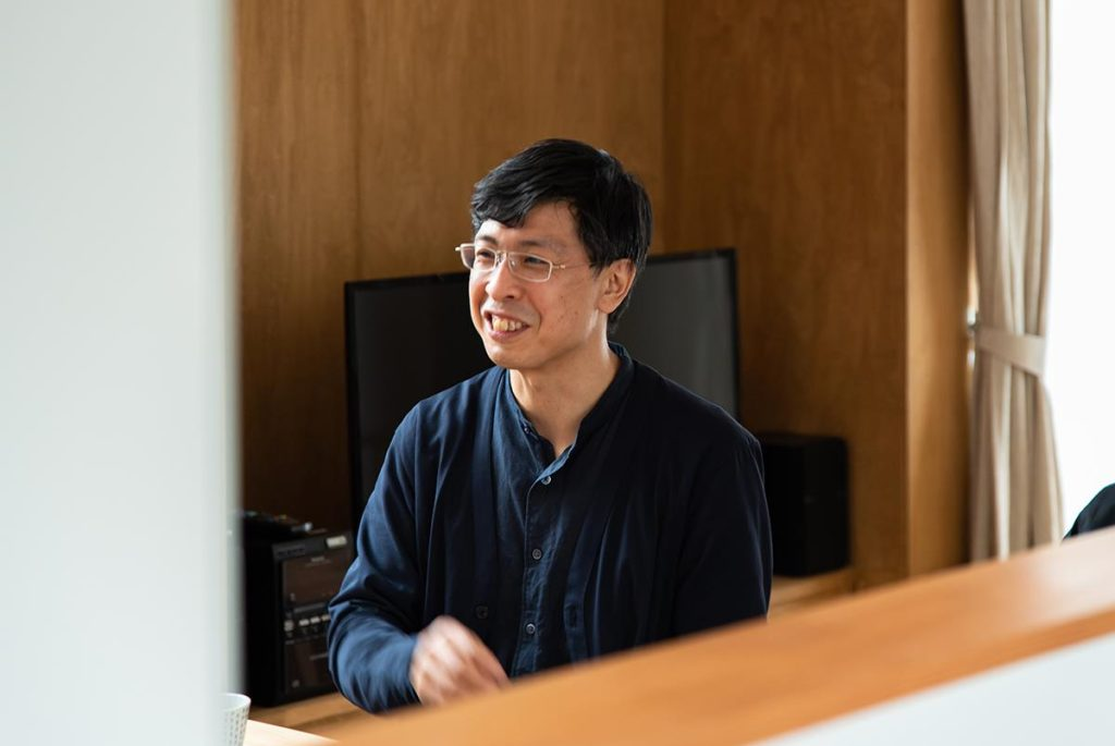 加藤淳一級建築士事務所 代表・加藤淳さん