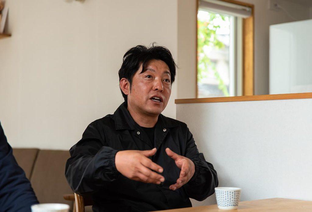 株式会社Ag-工務店 代表・渡部栄次さん